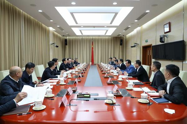 农业农村部与中信集团共同推进金融服务乡村振兴
