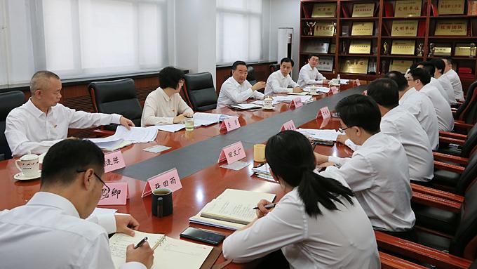 《【奇亿娱乐首页】唐仁健参加农业农村部人事司第一党小组专题组织生活会》