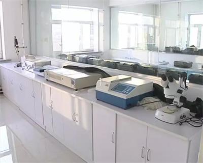 萝北县农产品质量安全检测实验室通过省级双